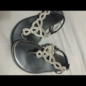 Torrid Sandals size 12